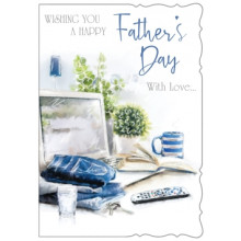 Fathers Day Cards Open Traditional 50