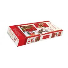 Open Flatbox Photo Xmas Cards