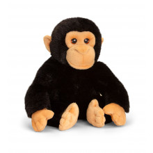 18cm Keeleco Chimp Soft Toy