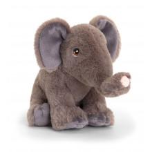 18cm Keeleco Elephant Keel Soft Toy