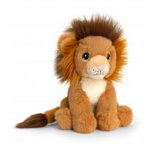 18cm Keeleco Lion Keel Soft Toy
