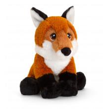 18cm Keeleco Fox Keel Soft Toy