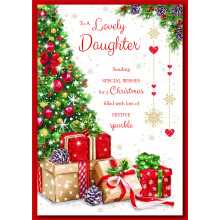 Daughter Trad 60 Christmas Cards
