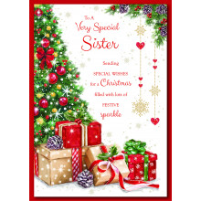 Sister Trad 60 Christmas Cards