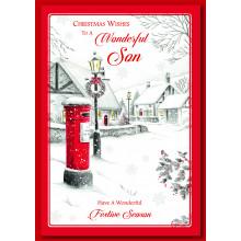 Son Trad 60 Christmas Cards