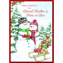 Bro+Sis-il Tr50 Christmas Cards