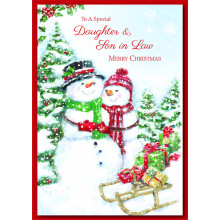 Daughter_Son-I-Law Cte 60 Christmas Card