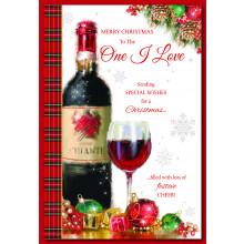 O.I.L Male Tr 75 Christmas Cards