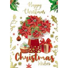 Open Fem Trad 50 Christmas Cards