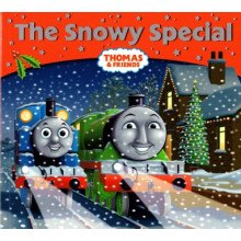 SP0350 Thomas/Friends The Snowy Special
