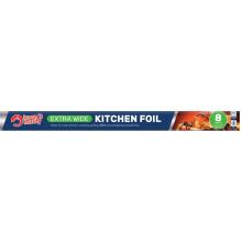 Extra Wide Kitchen Foil 44cm x 8m