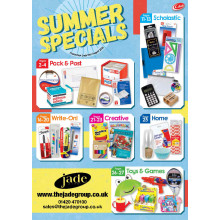 Summer Specials Promotion Catalogue 2021 - Ends 31st August