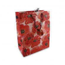 Gift Bag Turnowsky Poppy Large