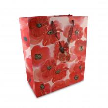 Gift Bag Turnowsky Poppy Extra Large