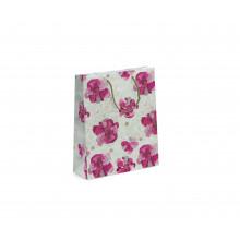 Gift Bag Turnowsky Pink Daisy Medium