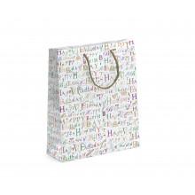 Gift Bag Turnowsky Happy Birthday Large