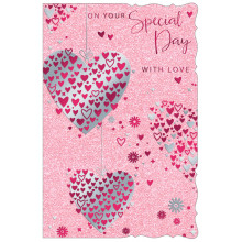 Cards TWP19025 Code 75 On Your Special Day
