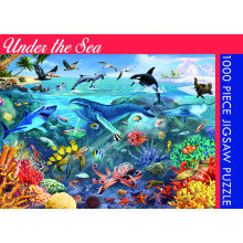1000pc Jigsaw Puzzle Under The Sea