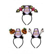 HW Halloween Head Bopper 3 asst