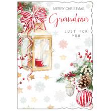 Grandma Trad 50 Christmas Cards