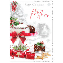 Mother Trad 50 Christmas Cards