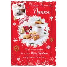 Nanna Trad 50 Christmas Cards