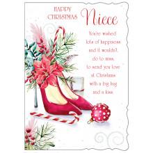 Niece Trad 50 Christmas Cards