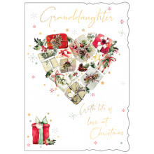 Gr-Daughter Trad 50 Christmas Cards