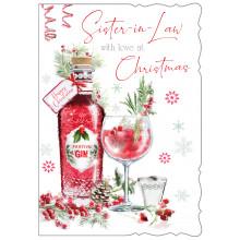 Sister-i-law Trad 50 Christmas Cards