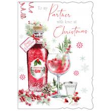 Partner Fem Trad 50 Christmas Cards