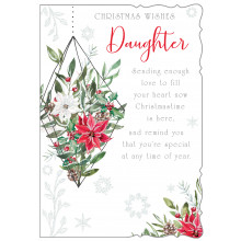 Daughter Trad 50 Christmas Cards