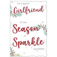 Girlfriend Trad 75 Christmas Cards