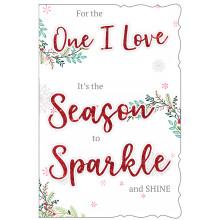 O.I.L Fem Tr 75 Christmas Cards