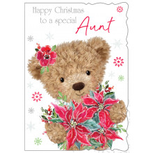 Aunt Cute 50 Christmas Cards