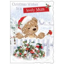 Mum Cute 50 Christmas Cards
