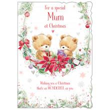 JXC0794 Mum Cute 50 Christmas Cards