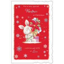 Partner Fem Cute 75 Christmas Cards