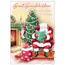 Gt.G'children 50 Christmas Cards