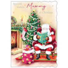 Mummy 50 Christmas Cards