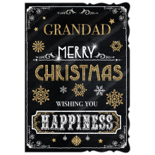 Grandad Trad 50 Christmas Cards