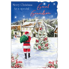 Gt.G'son Trad 50 Christmas Cards