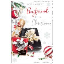 Boyfriend Trad 75 Christmas Cards