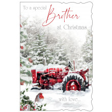 Brother Trad 75 Christmas Cards