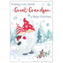 Gt.G'son Cute 50 Christmas Cards