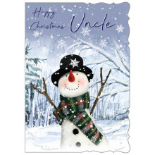 Uncle Cute 50 Christmas Cards