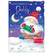 Daddy 50 Christmas Cards