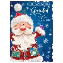 Grandad Juv 50 Christmas Cards