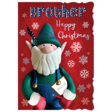JXC0804 Brother Juv Christmas Cards