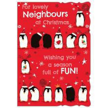Neighbours Ct50 Christmas Cards