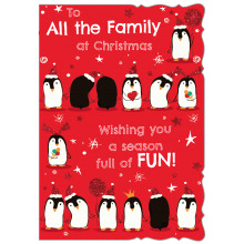 To All Family Ct50 Christmas Cds